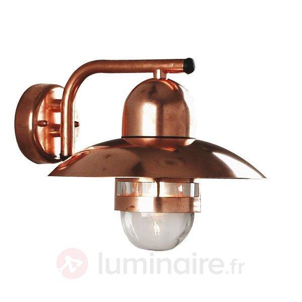 Applique basse consommation NIBE cuivre - Appliques d'extérieur cuivre/laiton