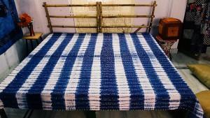 Tie dye bedcovers - Kantha bedcover