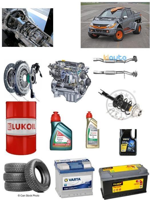 Produits pour automobiles -