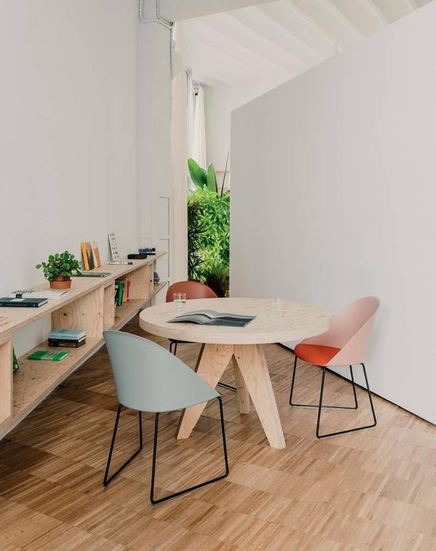 Chaise Arper Cila - Home office