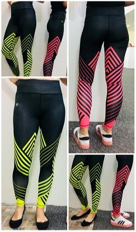 Leggings - Women's active wear leggings