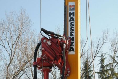Foreuse Massenza - MI50