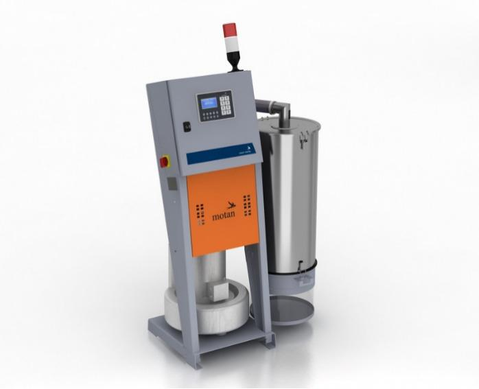 Estação de transporte trifásico - METROVAC SG - Solução compacta, flexível e eficiente para sistemas de alimentação pequenos