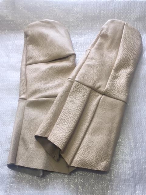 Кожаные краги  - Краги кожаные для сварщиков