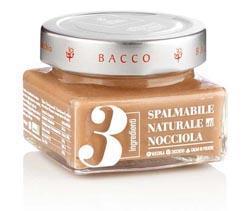 Crema Naturale 3 Ingredienti Nocciola - Ingredienti: nocciola 50%, zucchero, cacao.