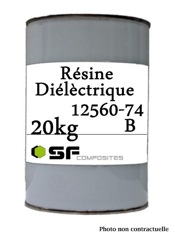 RESINE DIELECTRIQUE 12560 20KG - Résine diélectrique