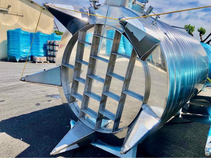 Serbatoio in acciaio inossidabile - 107.12 HL - Modello STOIP10000 A