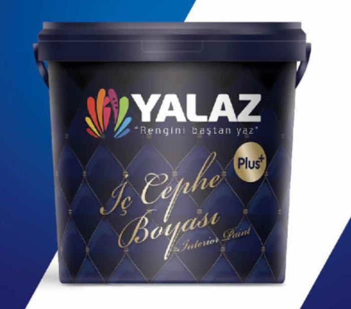 Yalaz Plus Interior Paint -