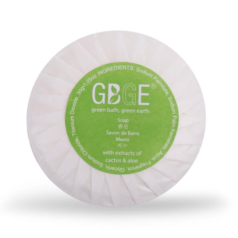 GBGE Budget Collection 29gm White Soap -