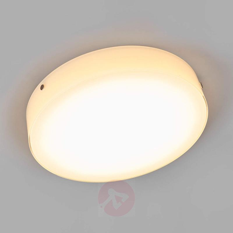LED glass ceiling lamp Sole