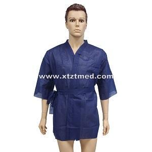 Robe de sauna non tissée -
