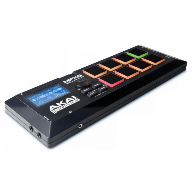 Sampler & Recoder - Akai MPX 8