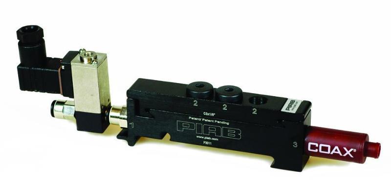 pompes a vide - P3010 Electrovanne