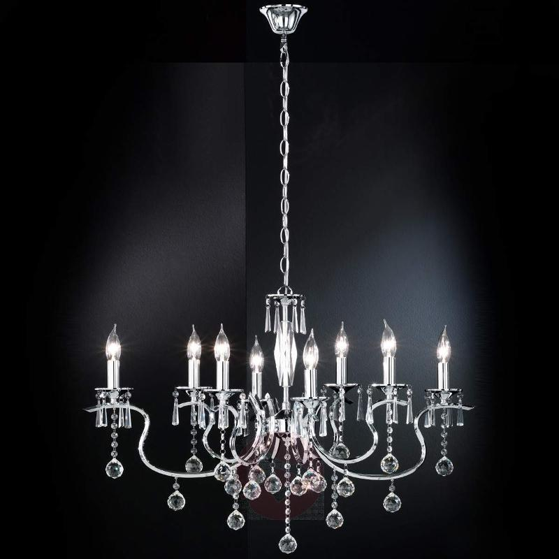 Lustrous chandelier DIAMANT - Chandeliers