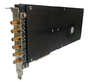12 Bit Digitizer, 2 Kanal 3 GS/s für PCIe Gen-3