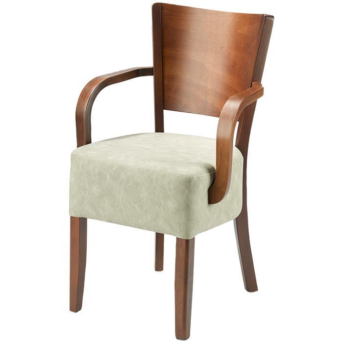 Restaurant Chair Mandy Dp Al - Novelties