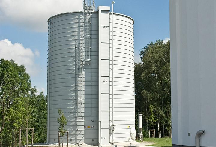 Municipal Gas Storage - SYSTEM SOLUTIONS