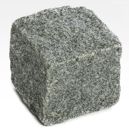 Pavés de Granit Gris Foncé