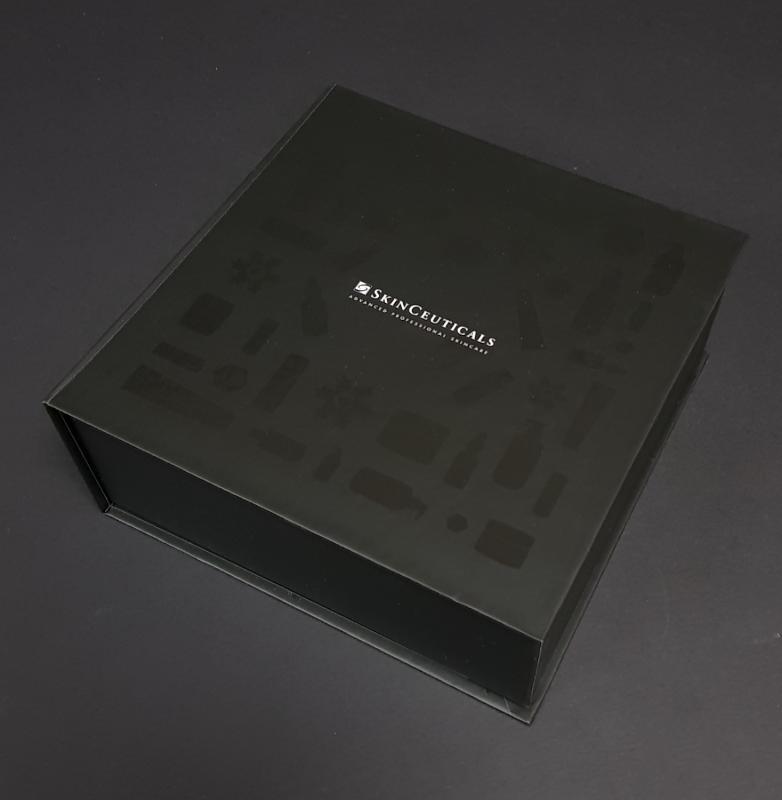 Coffret Rabat Aimanté - Impression 2 couleurs + Pelliculage mat Boite cosmétique