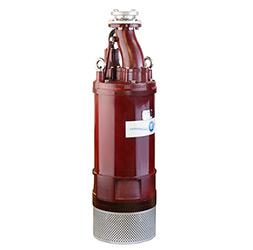 Submersible drainage pumps - SHL ® 422 to 630