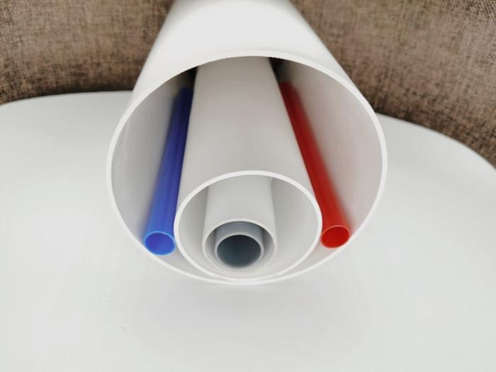 Extruded Plastic Pipes & Tubes - Custom Extruded Plastic Pipes & Tubes From China Plastic Extrusion Factory