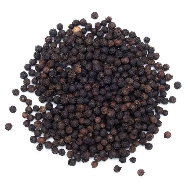 Poivre noir entier IGP Kampot - Un poivre rare empli de saveurs et d'histoire.