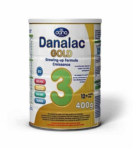 FORMULA DORADA ETAPA 3 – de 1 año a 3 años de edad - Promueve la digestión fácil y ayuda a prevenir infecciones mediante el uso de pr