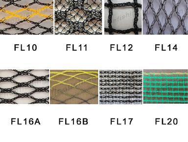 Knotless nets - PE knotless net-2
