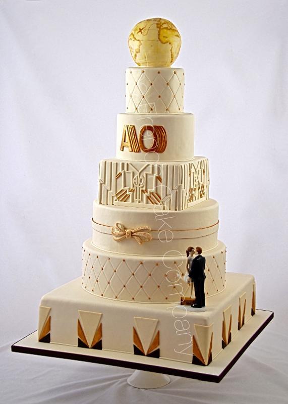 Gâteaux et Pièces Montées sur-mesure - gatsby