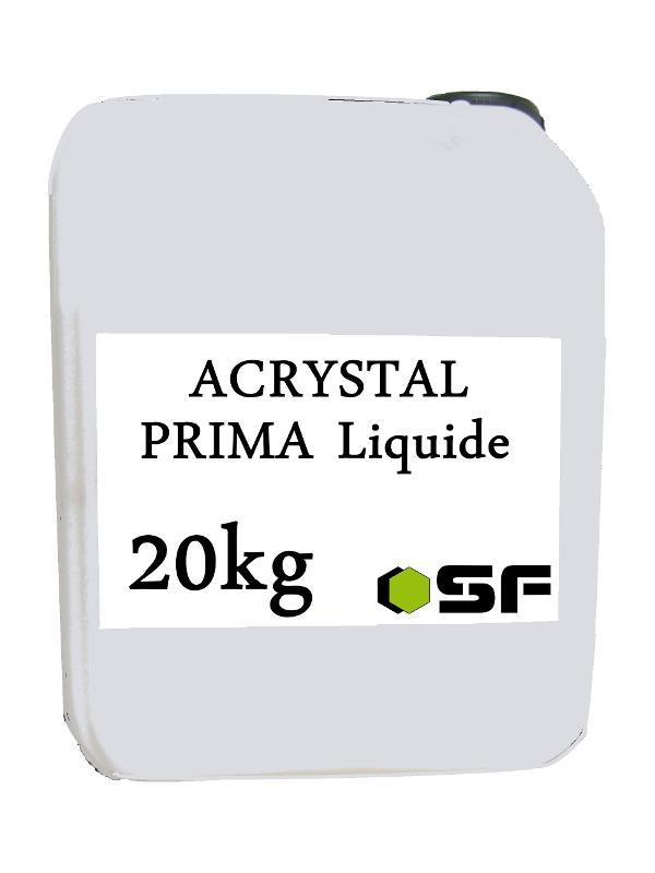 ACRYSTAL PRIMA LIQUIDE EN 20KG - Resines acrystal Acrystal poudres et liquides
