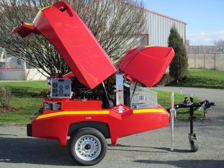 Motopompes - Motorisation Diesel/Essence