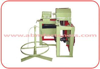 Chain Link Fencing Machine - Chain Link and Fence Making Machine