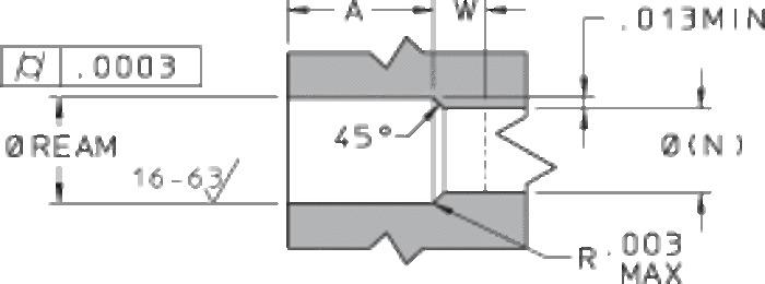 Ø 156 Stainless Steel Lee Plug® - Long Style - null