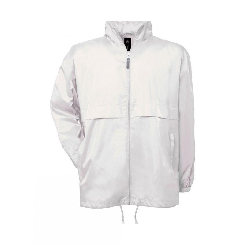 Anorak avec 2 poches latérales - Avec capuche