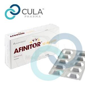 AFINITOR TABLET 10 MG - AFINITOR 10 MG 30 TABLET
