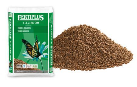 Organic Fertilizer 4-3-3 - Biological fertilizers