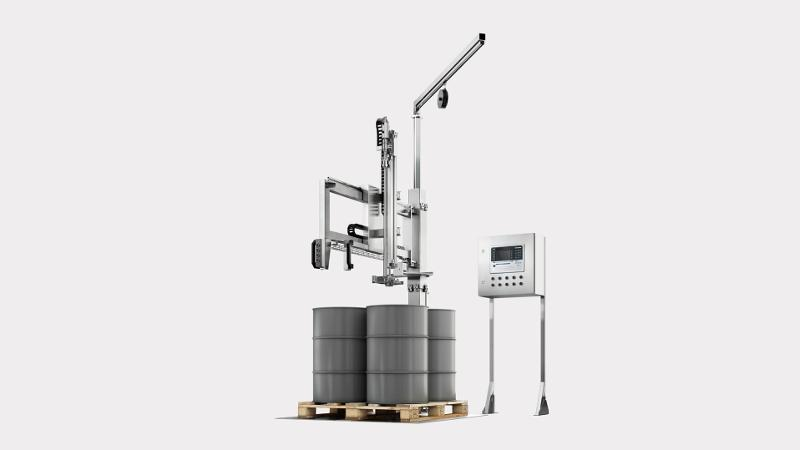 FSL-PRO M - Semi-automatic filling system