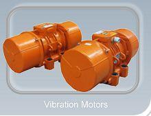 Vibration motors - Bulk Material Handling
