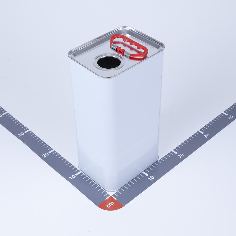 Kanister 5 Liter, UN, außen weiß - Artikelnummer 430000219400