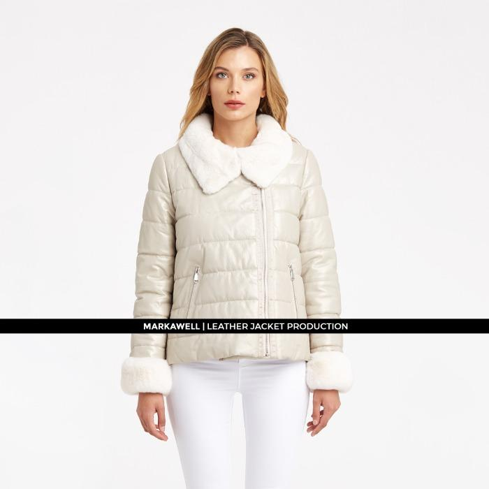 ANGELINA QUILTED JACKET - GMO201920013W-2