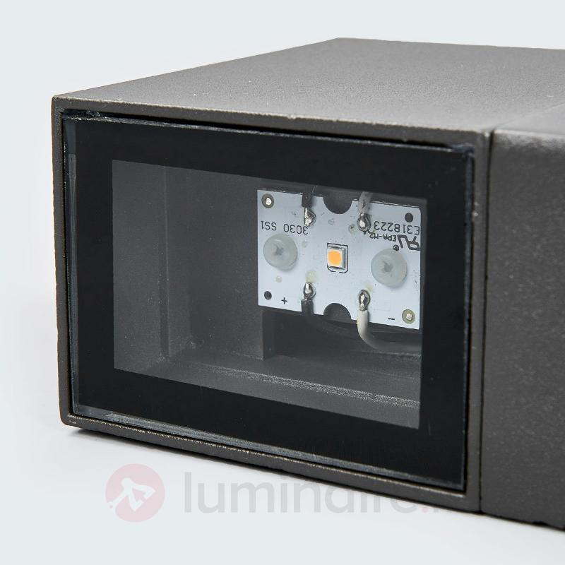 Applique extérieure LED à 4 têtes Jani - Appliques d'extérieur LED