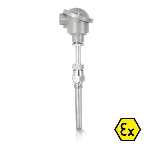 OPTITEMP TRA-TS36 - Sonda de temperatura de resistencia / de rosca / IP68