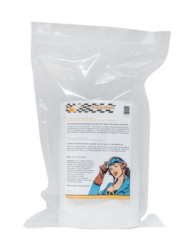 PowerWipes Handreinigungstücher Refill