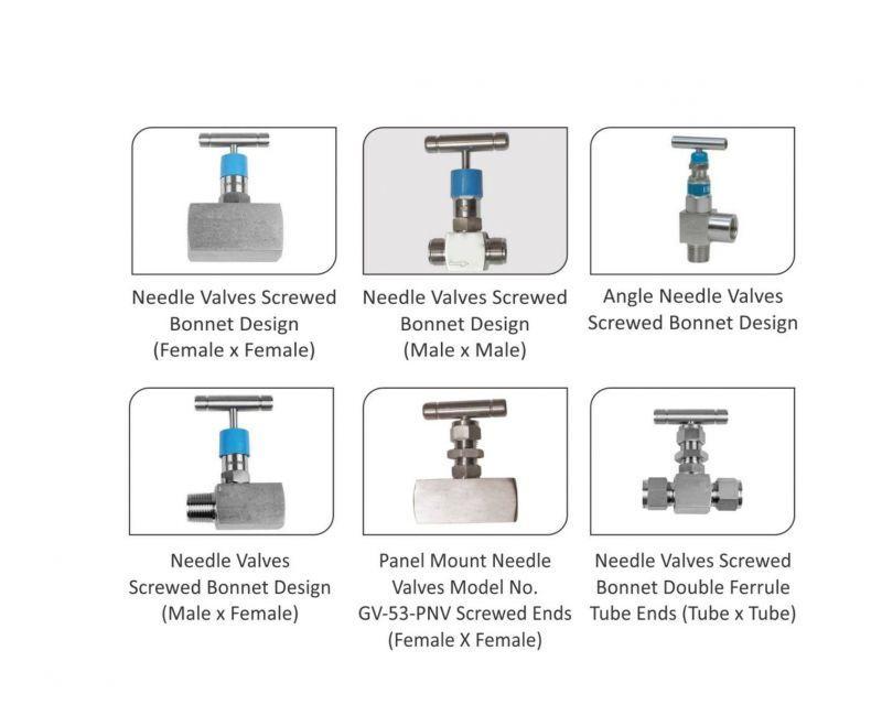 SMO 254 Needle Valves - SMO 254 Needle Valves  - UNS S31254 - WNR1.4547 - 6MO Needle Valves