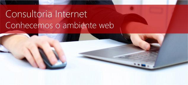 Consultoria em internet conhecemos ambiente web