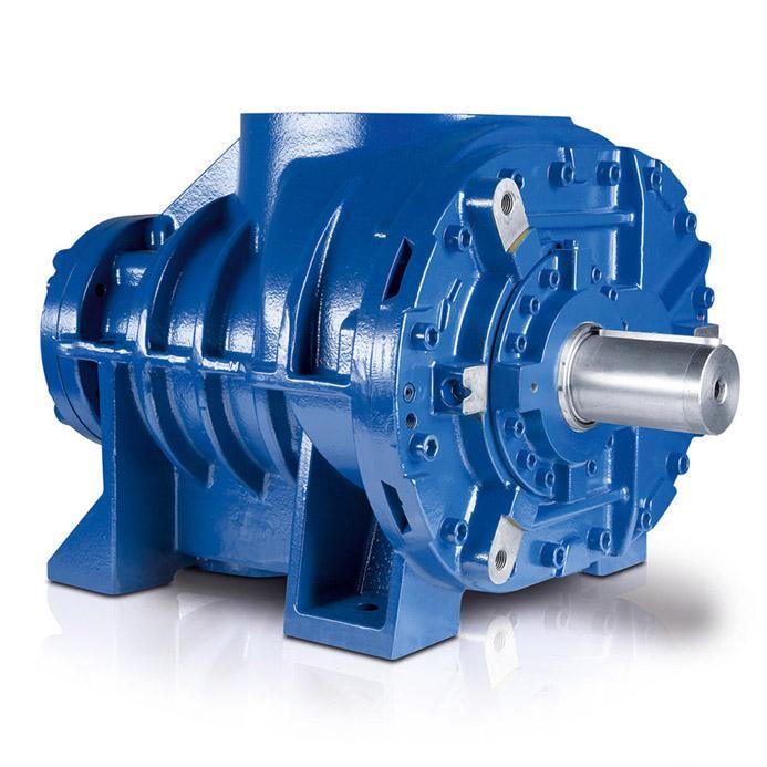AERZEN Druckluftstufe VMX mit Öleinspritzung