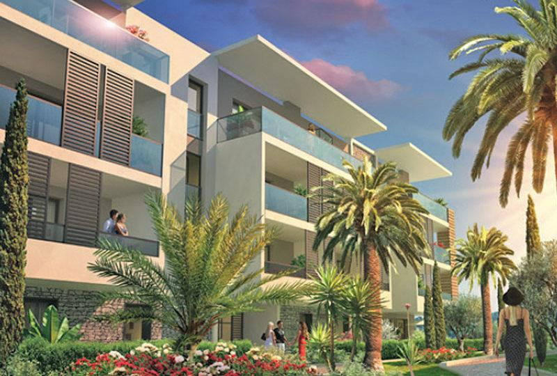 New apartments in Cannes with seaview - Real Estate
