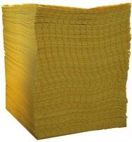 Feuilles Absorbantes Produits Chimiques, Buvards Simple Épaisseur - FC 200-Fibres polypropylène pour produits chimiques