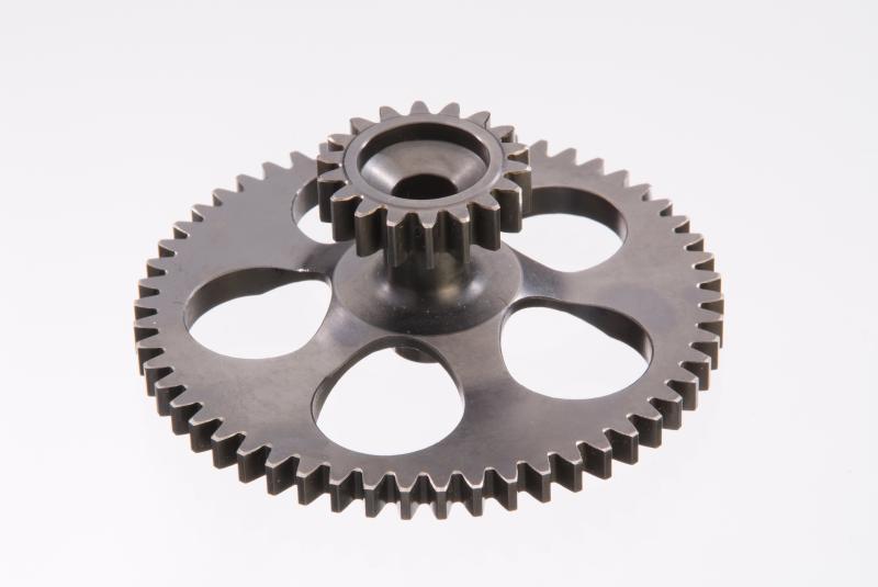 Spur gears - internal and external teethed