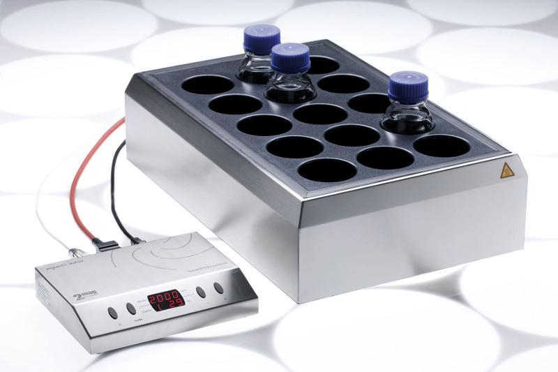 STIRRING DRYBATH 15-250 - Stirring and heating